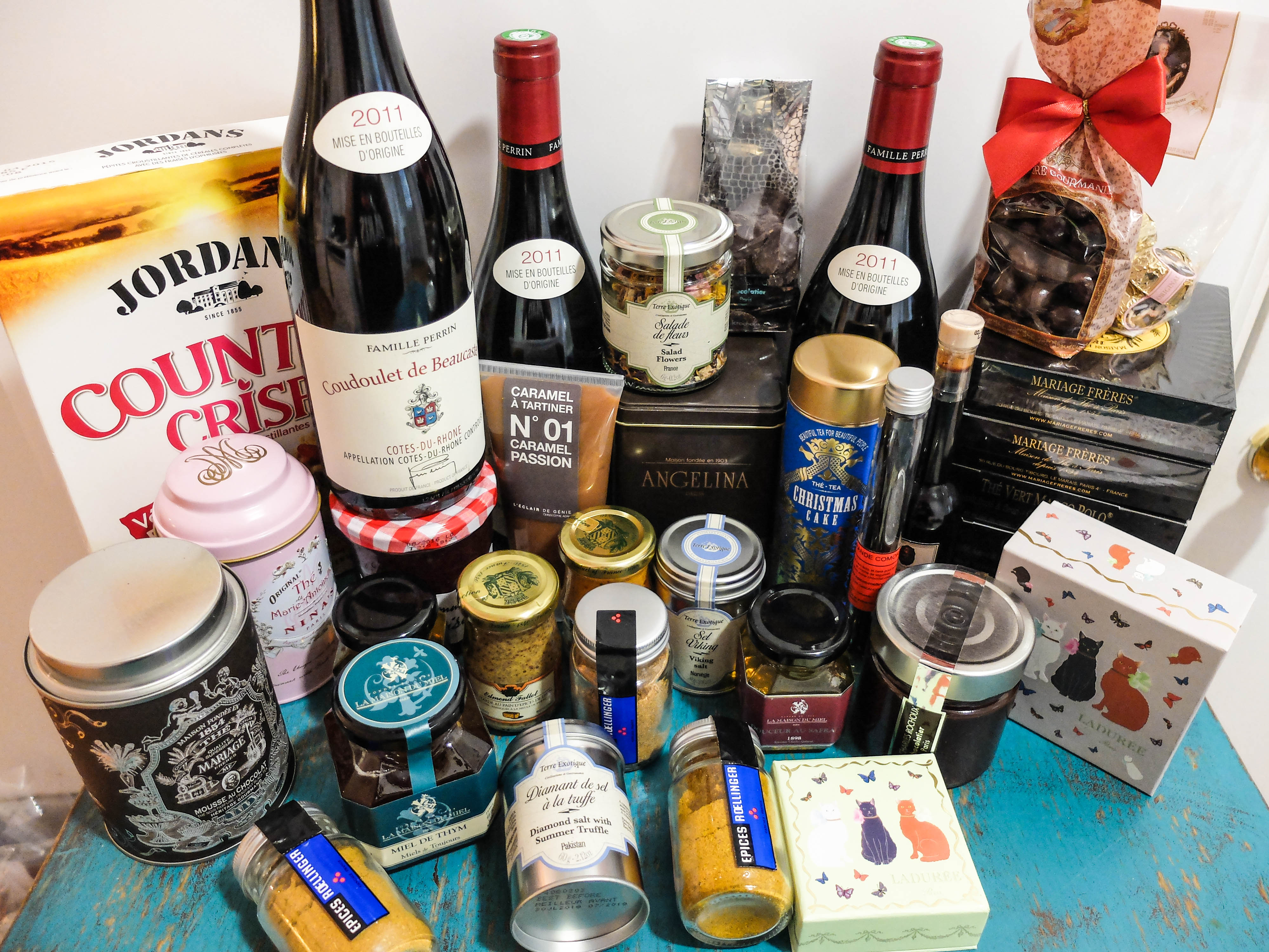 New York Gourmet Food Gifts